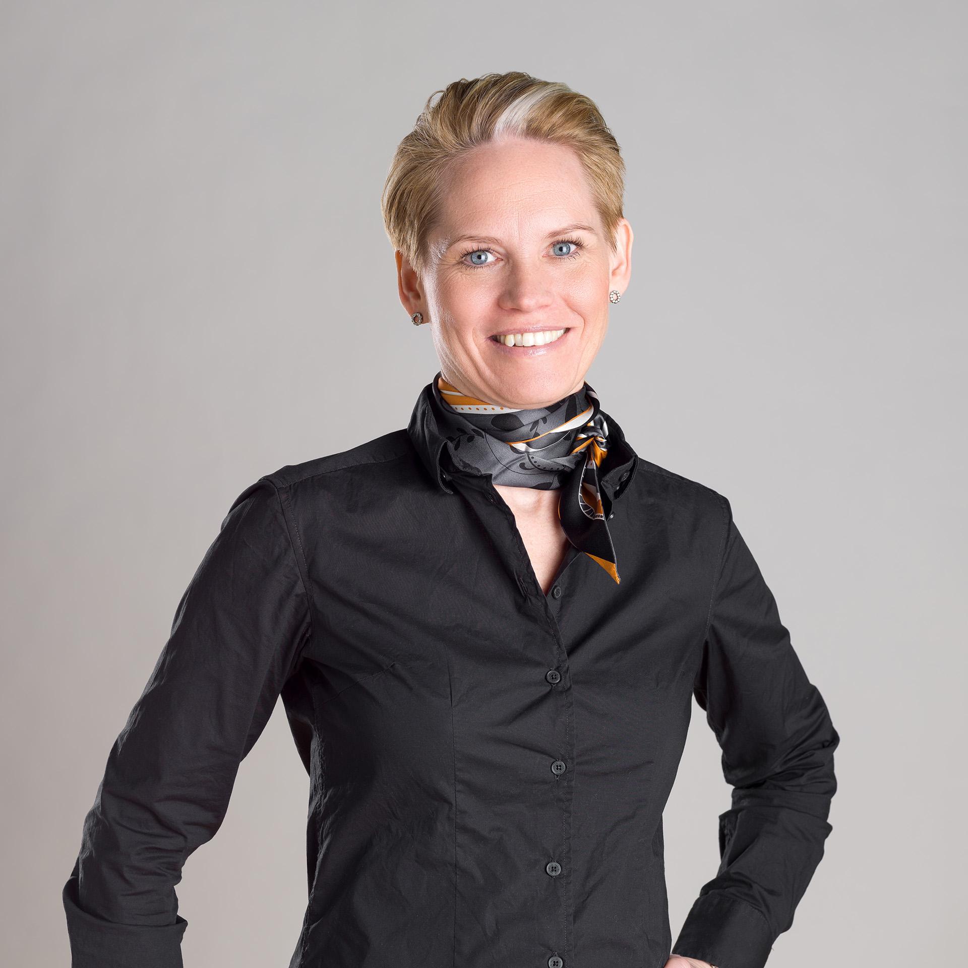 Gnosjö Automatsvarvning Linda Fransson vd