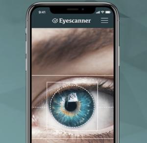 Eyescanner är en app som avgör om någon är drogpåverkad