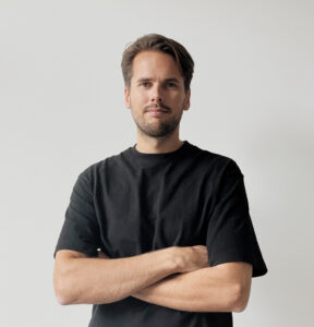 Max Andersson medgrundare till Nudient.